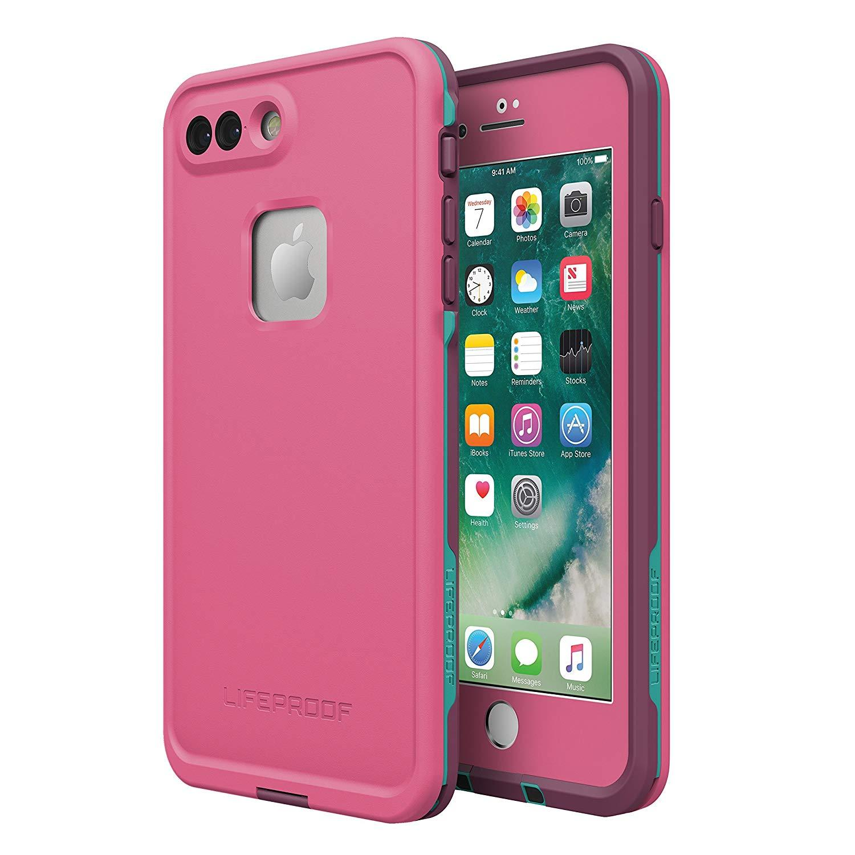 Original Lifeproof FRE SERIES Waterproof Case for iPhone 7 Plus / iPhone 8  Plus