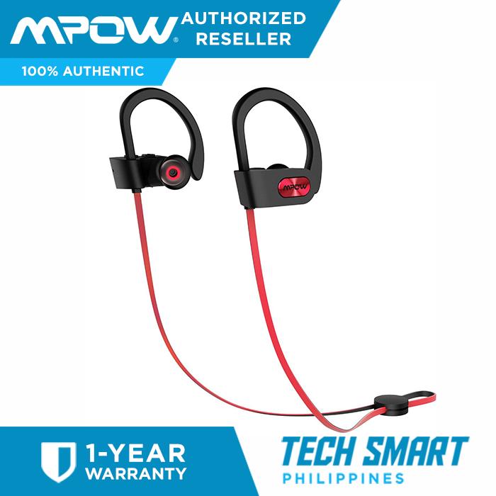 cc99e960b3b Original Mpow Flame Bluetooth Headphones Waterproof IPX7 Wireless Earbuds  Sport Richer Bass HiFi Stereo in-Ear Earphones w/ Mic Case (Amazon's Best  Seller ...