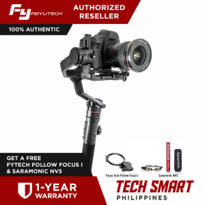 Feiyu Tech AK4000 3-Axis Gimbal Stabilizer for Mirrorless   DSLR Camera  Sony Canon Panasonic Nikon Smart Touch Panel WiFi Bluetooth Connection 4Kg  Payload ... dbd26517f988